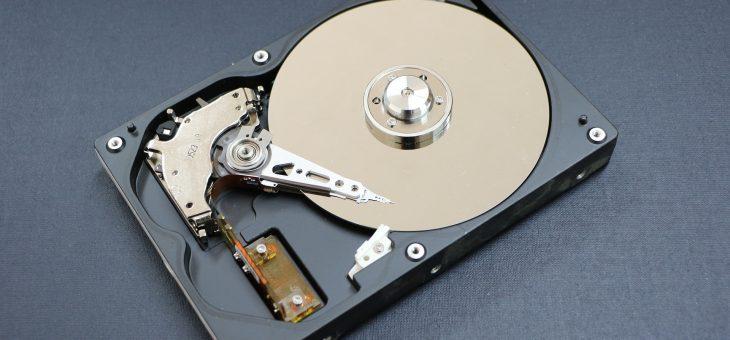 Odzyskiwanie danych z dysku komputera