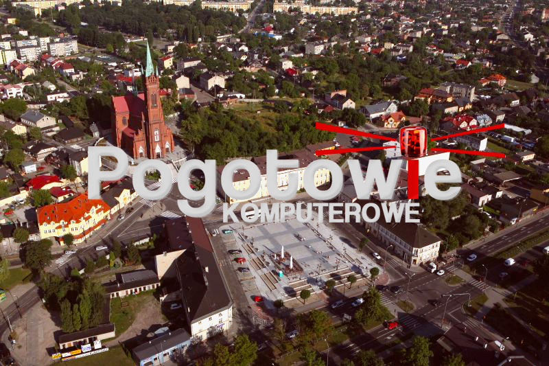 Naprawa i serwis komputerów stacjonarnych oraz laptopów w Zgierzu - Pogotowie Komputerowe Łódź.