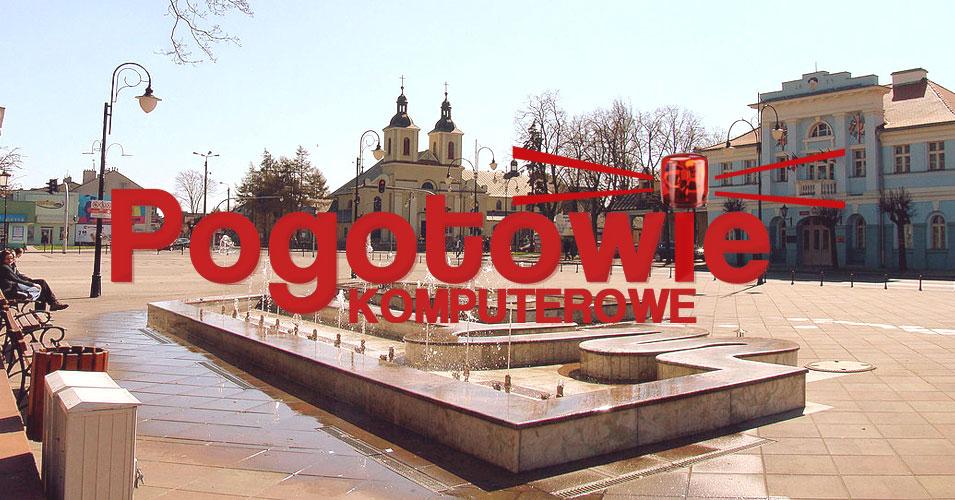 Naprawa i serwis komputerów stacjonarnych oraz laptopów w Aleksandrów Łódzki - Pogotowie Komputerowe Łódź.