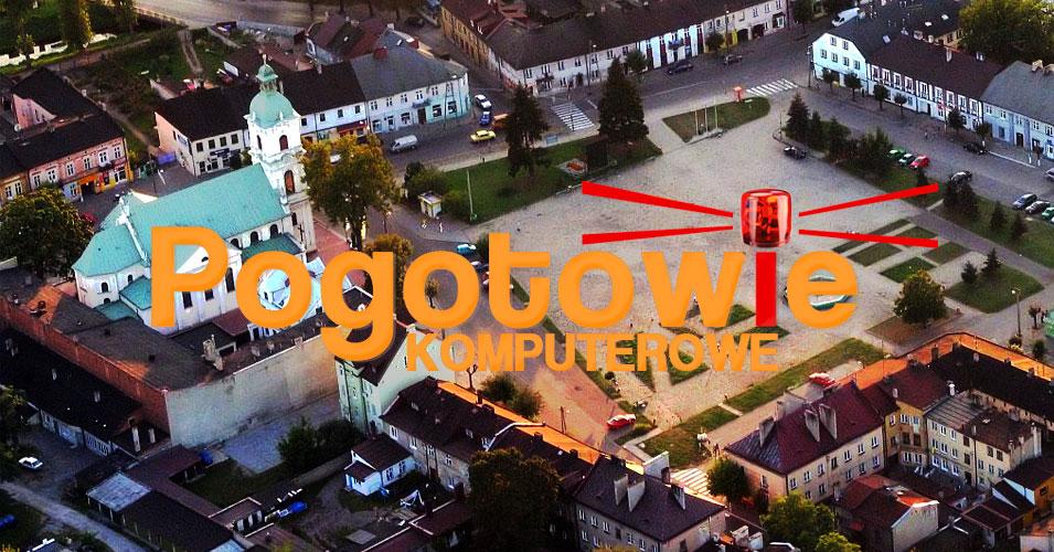 Naprawa i serwis komputerów stacjonarnych oraz laptopów w Ozorkowie - Pogotowie Komputerowe Łódź.